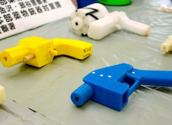 Japón: detuvieron a un hombre con un arsenal hecho con impresoras 3D