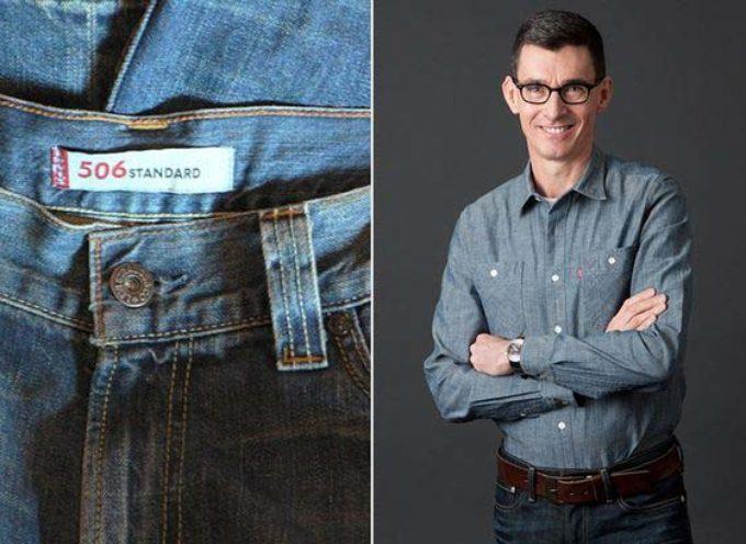 Chip Bergh, CEO de Levi 's, insto a NO lavar los pantalones