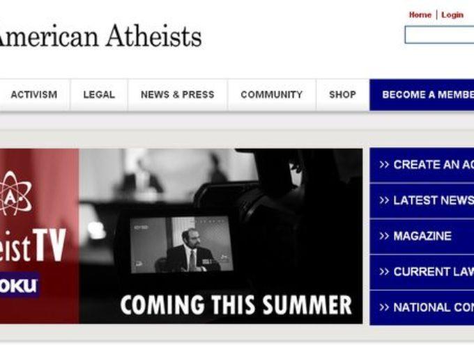 Los telepredicadores ateos llegan a EE.UU.