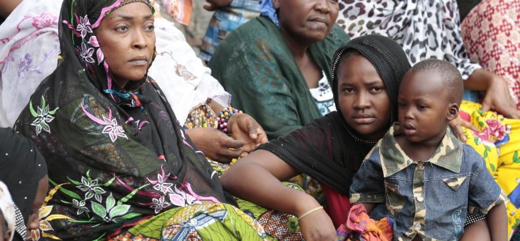 Miles de cristianos huyen de la República Centroafricana