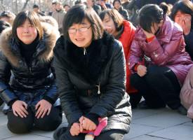 Policía China destruyó 64 centros cristianos en sur del país