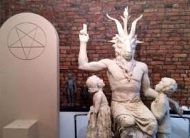 Pondrán una estatua de Lucifer en el Capitolio de Oklahoma