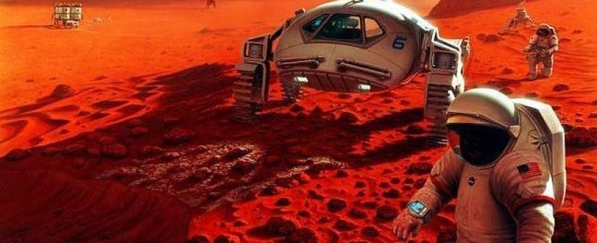 Científicos proponen mudanza al planeta Marte