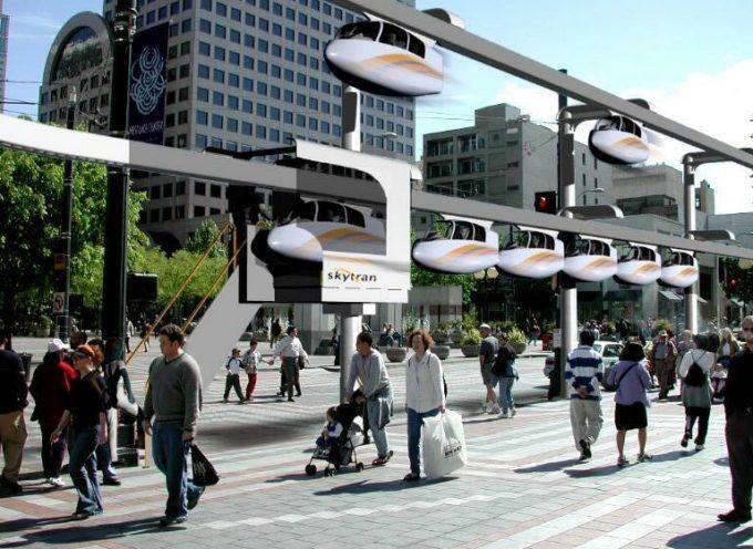 Israel crea el transporte del futuro