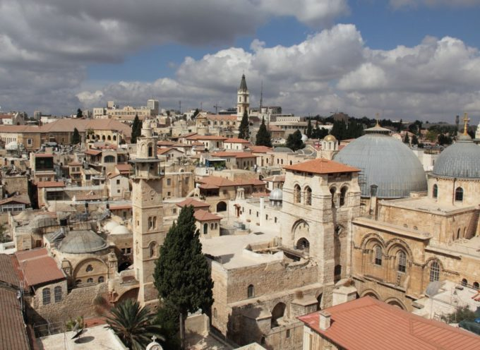Jerusalén 360, el mayor proyecto panoramico lanzado en Israel
