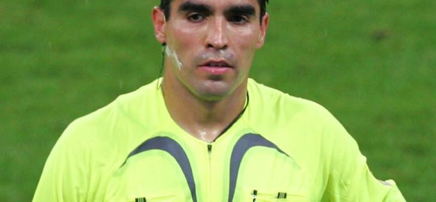 Marco Rodríguez, un pastor en el arbitraje del Mundial Brasil 2014