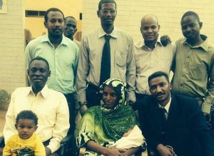 Vuelven a arrestar a Meriam Ibrahim y su esposo