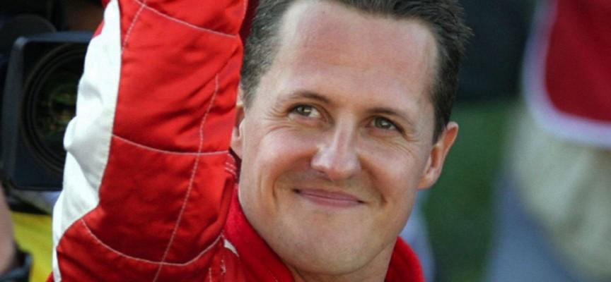 Michael Schumacher salió del coma y fue trasladado