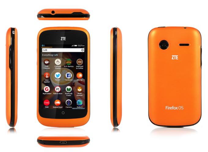Cómo es el smartphone de Mozzila que costará $200