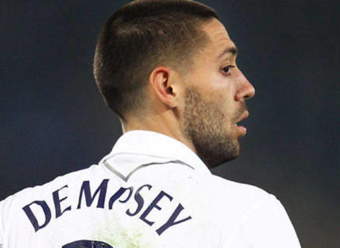 """Clint Dempsey delantero de EEUU: """"Mi fe en Cristo es lo que me da confianza"""""""
