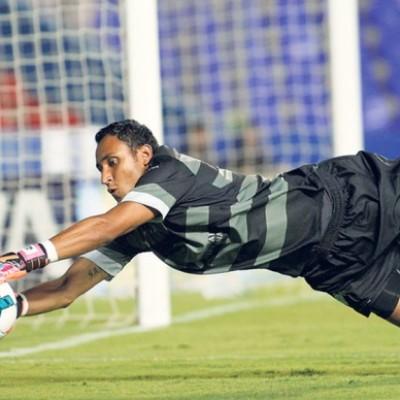 El Real Madrid ficha a Keylor Navas, el 'portero de Dios'