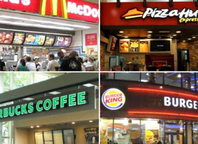 Escándalo de la carne podrida llega a Starbucks y Burger King