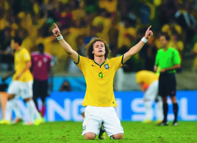 Jugadores brasileños alaban a Dios tras histórica derrota