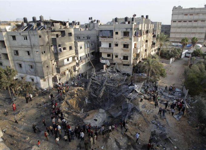 Israel y Hamás negocian un alto el fuego para la franja de Gaza