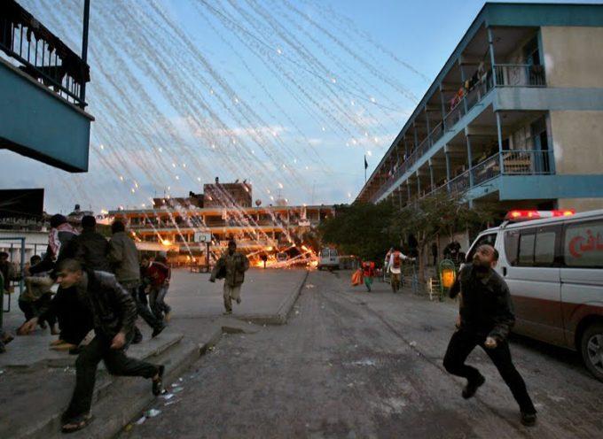 Hamás usa niños como escudo humano en Gaza
