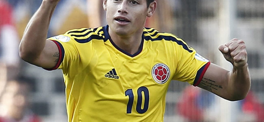 James Rodriguez, otro cristiano en el Real Madrid
