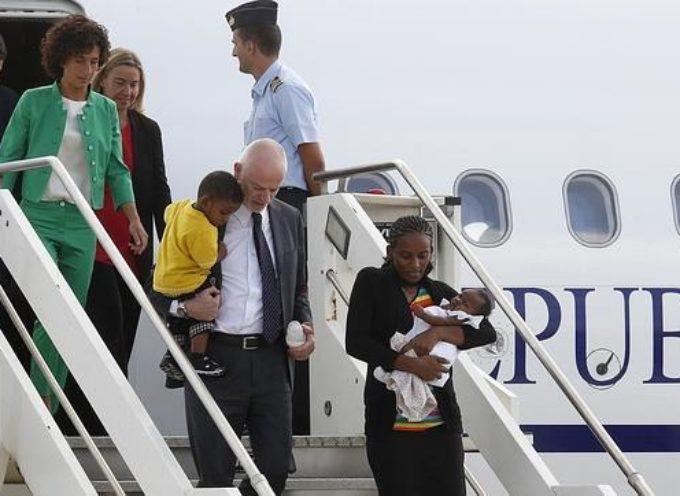 Italia brinda asilo a Meriam Ibrahim y su familia