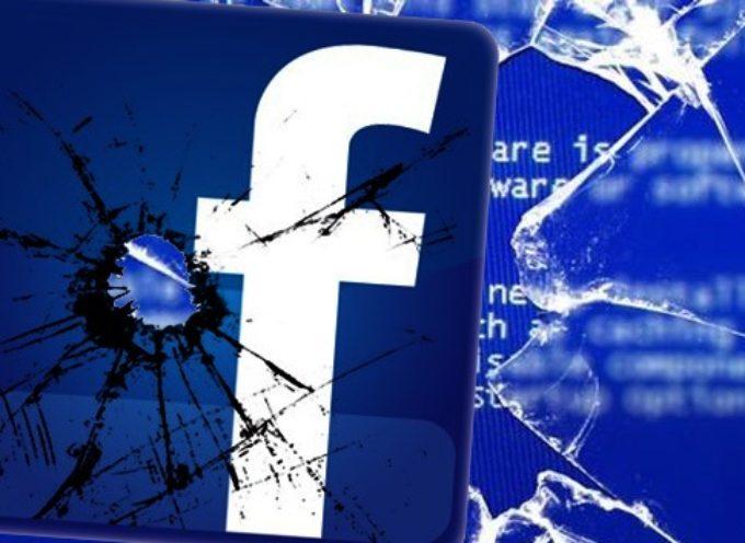 Un sargento pidió que no llamaran al 911 para reportar la caída de Facebook