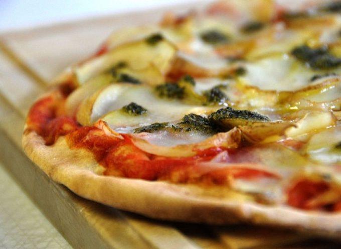 La pizzeria que vuelve locos a los ateos