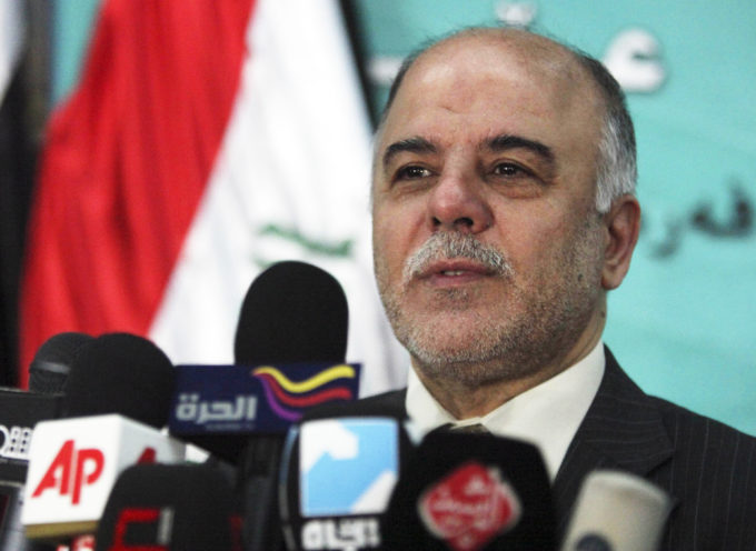 Irak forma gobierno para frenar al Estado Islamico