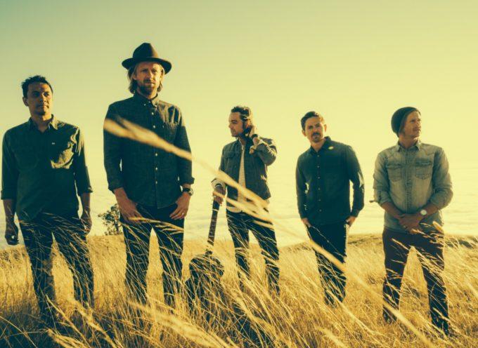 Switchfoot lanza EP con canciones inéditas de Fading West