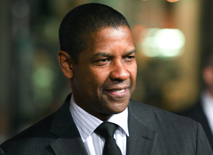 "Denzel Washington: ""Dios me dio el talento de ser actor"""