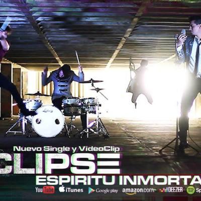 """Eclipse sorprende con su nuevo video clip """"Espíritu Inmortal"""""""