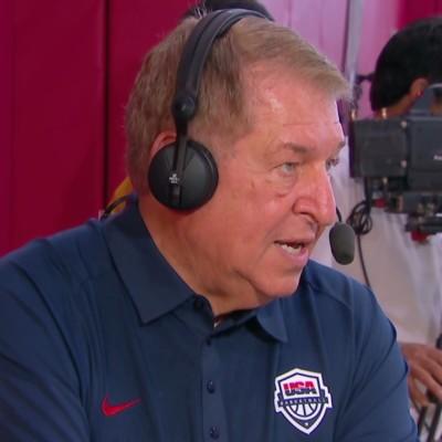 """Jerry Colangelo, director de USA Basketball: """"Mi éxito es por mi relación con Dios"""""""