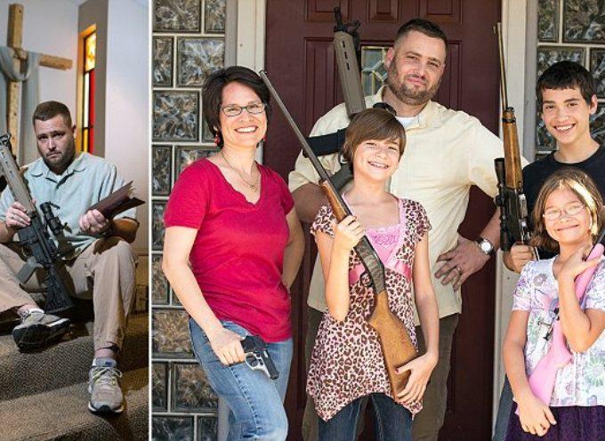 Pastor sostiene que cada cristiano debe llevar un arma