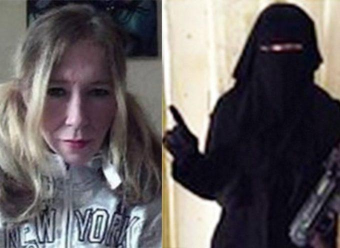 Mujer británica se une al Estado Islámico y amenaza con decapitar cristianos