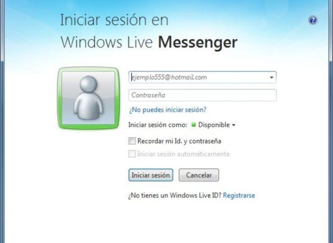 Microsoft anuncio el adios definitivo al MSN messenger
