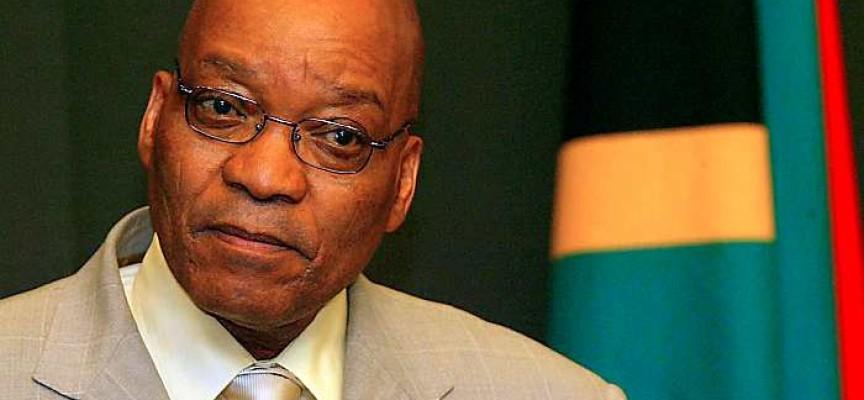 Presidente de Sudáfrica pide el regreso de Jesús para limpiar los pecados del mundo