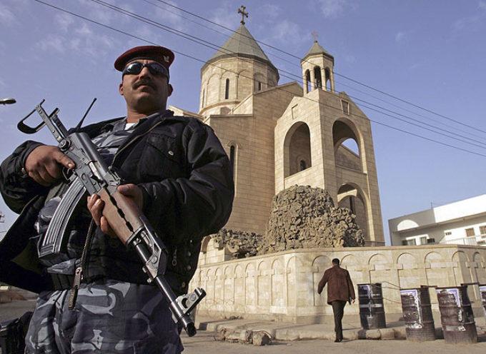 Aumentan los ataques contra la Iglesia de Jerusalén