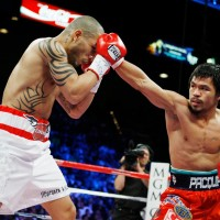 Manny Pacquiao ora para que Floyd Mayweather cambie