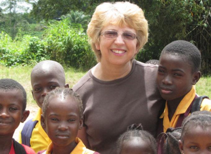 """""""Cristo me acompañó y me sanó del Ébola"""", dice misionera sobreviviente"""
