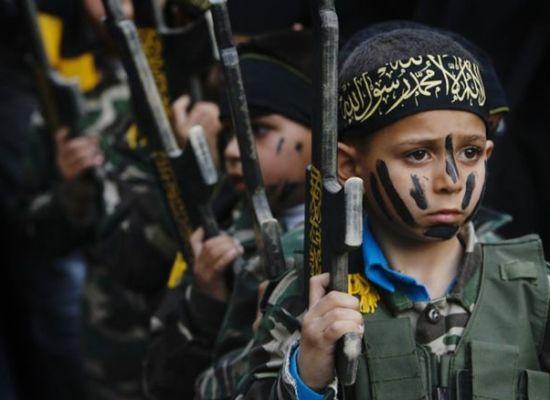 El Estado Islámico utiliza niños bomba