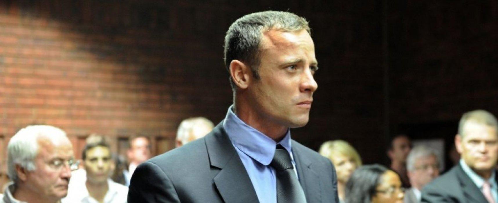 Oscar Pistorius es condenado a cinco años de prisión