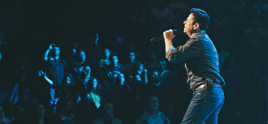 Danilo Montero obtuvo su primer Grammy Latino 2014