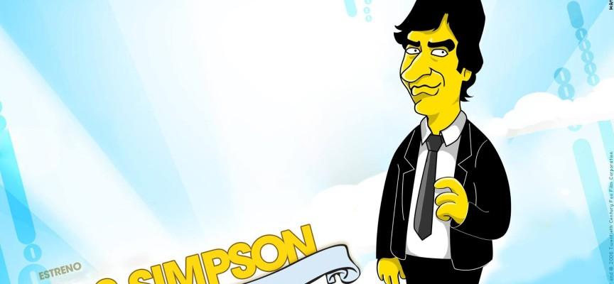 Dante Gebel usa Los Simpson para promover Superclásico en EEUU y genera polemica