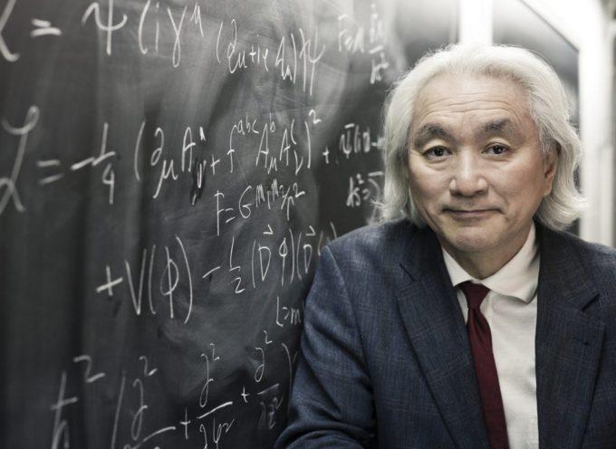 Cientifico Michio Kaku encontro una prueba definitiva de que Dios existe