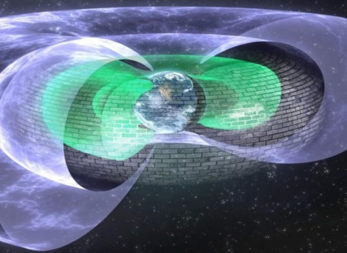 Descubren escudo protector invisible alrededor de la Tierra