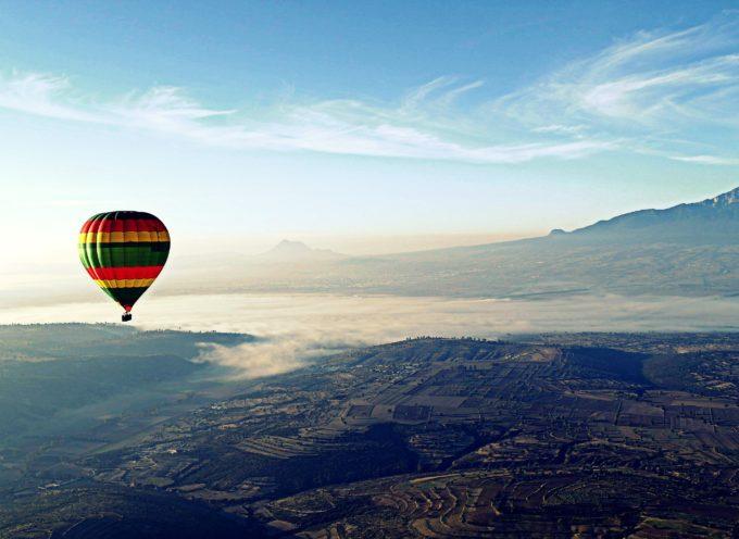 Insolito: Paseo en globo aterrizo en la carcel