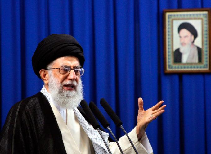 "Líder de Irán pide ""aniquilar"" a Israel dias antes del acuerdo nuclear"
