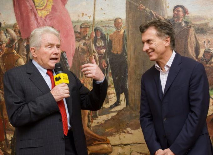 """Luis Palau, """"Huésped de Honor"""" de la Ciudad de Buenos Aires"""