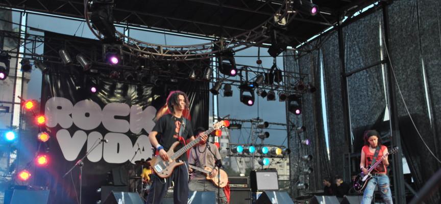 Se acerca Rock and Vida 2014 con Rescate y bandas amigas
