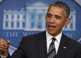 Barack Obama pasa vergüenza al tratar de citar la Biblia