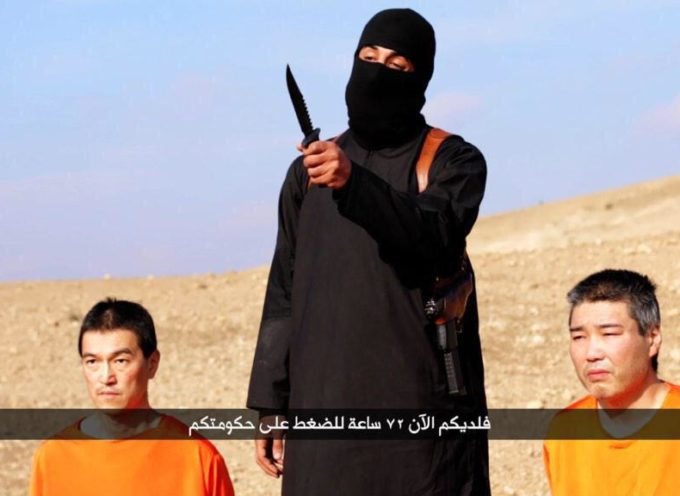 Uno de los rehenes japoneses tomados por ISIS es cristiano