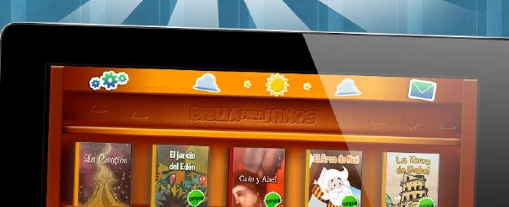 Biblia App para Niños alcanza 5 millones de instalaciones en poco más de un año