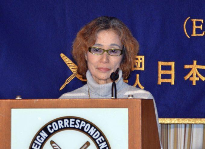Madre de rehén japonés cristiano ruega por su liberación