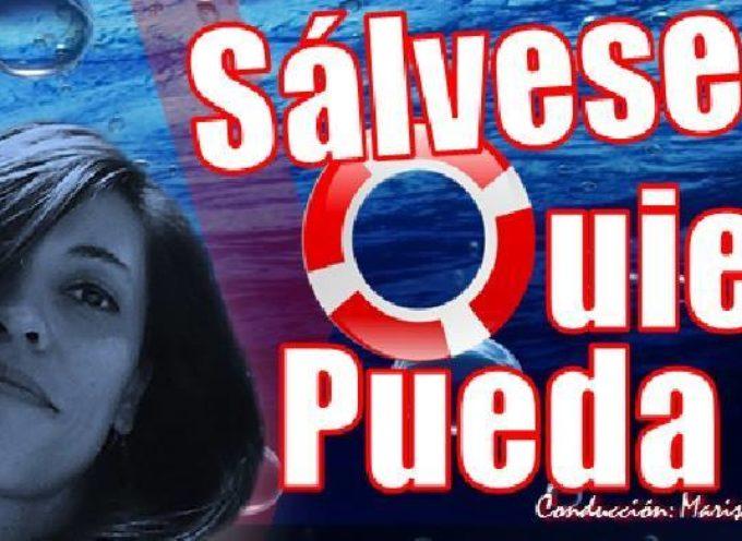 Programa Salvese Quien Pueda – Con Marisa Gonzalez